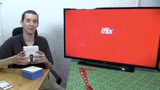 IFLIX on your TV with ChromeCast
