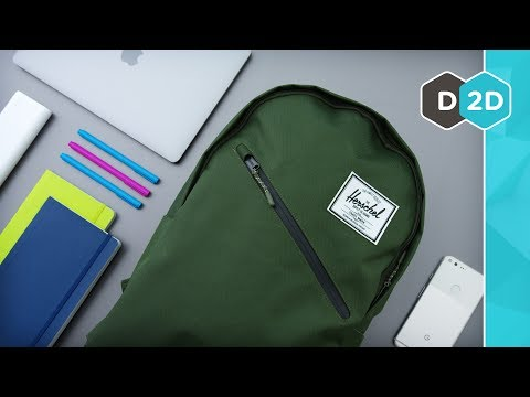 My Favorite Backpacks for Tech