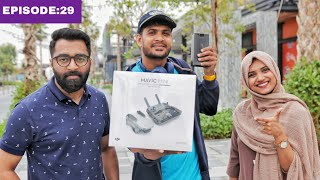 പുതിയ Drone വാങ്ങി 😍/Got a New Mavic mini  Drone || With Ztalk zameel