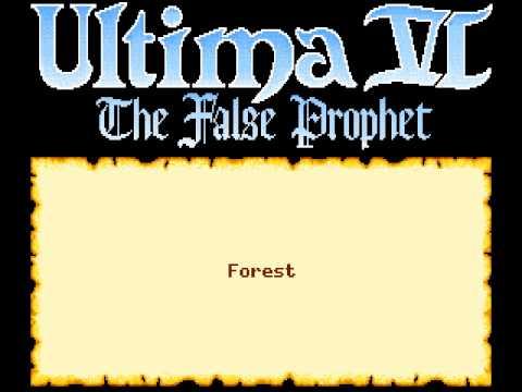 Ultima 6 - Soundtrack (Adlib)