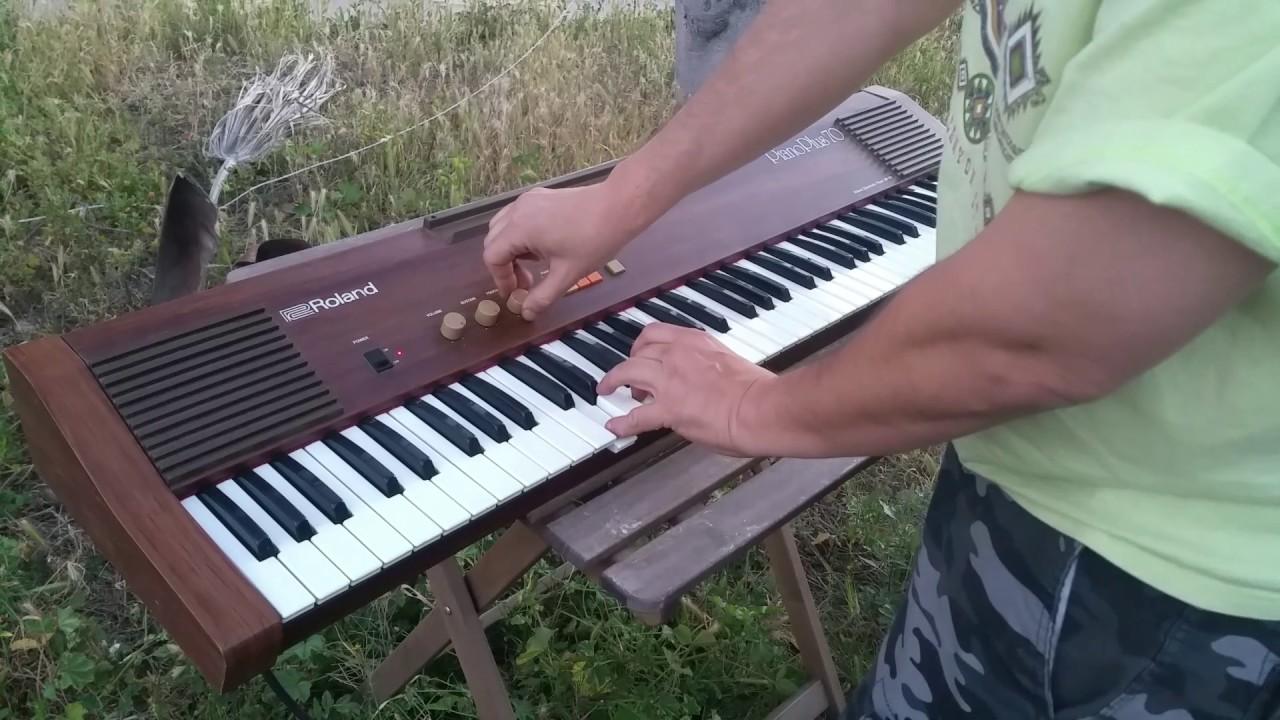 roland hp 70 piano plus 70 demo youtube. Black Bedroom Furniture Sets. Home Design Ideas