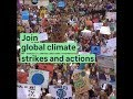 Join the Global Climate Strikes in September