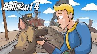 FELLOUT 4 (Fallout 4 Cartoon Parody) ნაწილი 2