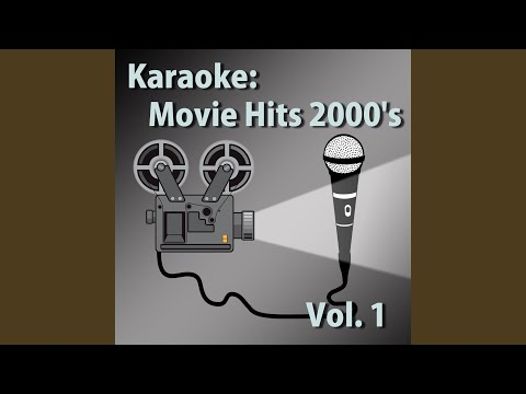 Everything Burns ((Karaoke Version) [In The Style Of Ben Moody] {From Fantastic Four})