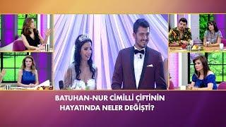 Kısmetse Olur'un evlenen çifti Batuhan ve Nur Cimilli şimdi ne yapıyor? Müge ve Gülşen'le 2. Sayfa