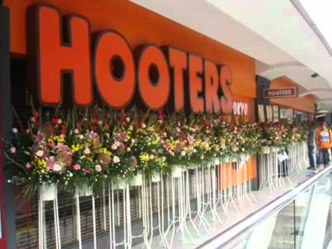 Hooters of Akasaka, Japan