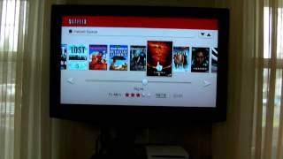 Netflix for Nintendo Wii (HD Version)