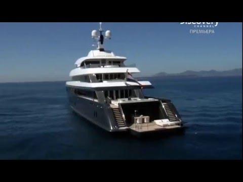 Discovery - Суперяхты. Серия 2. Голландская верфь ICON Yachts.