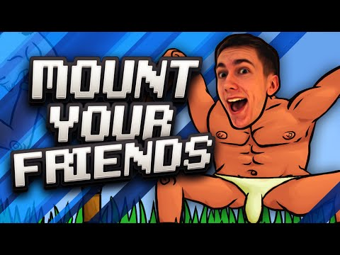 BANANA DICK! | Mount Your Friends With Josh & JJ
