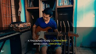 A Thousand Years Christina Perri Gitar Cover Dede Sinuhaji.mp3