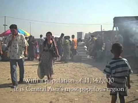 Tajikistan Thru My Eyes   Episode 2: Fergana Valley