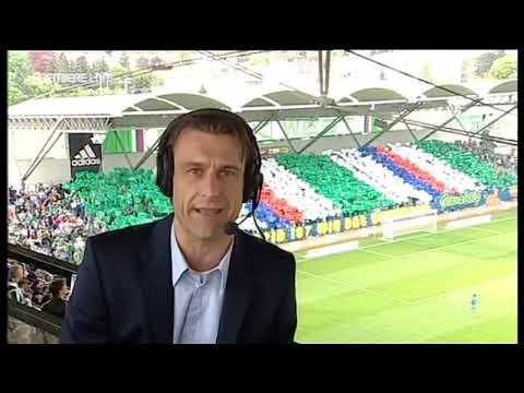 31. Runde Rapid - Austria Wien 3:2 (1:1) 26. 4. 2009