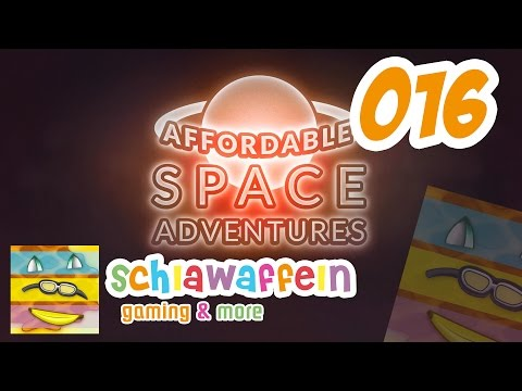Affordable Space Adventures #016 - 3 Player - Co-Op - schlawaffeln [HD] [FACECAM] [GER]