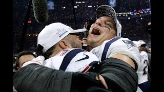 Does Patriots' Rob Gronkowski plan to retire?
