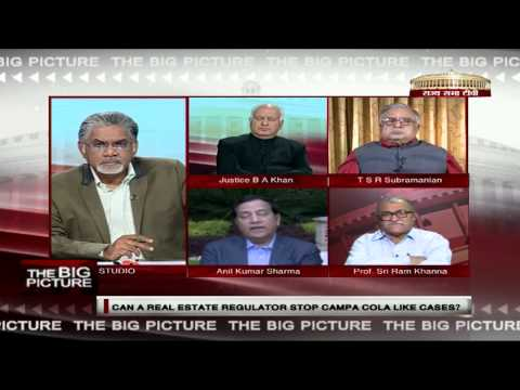 The Big Picture - Can a real estate regulator stop Campa Cola Society like cases?