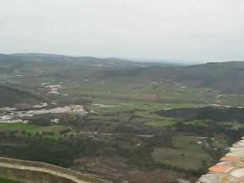 Vista panorâmica_Castelo de Vide 2010.avi