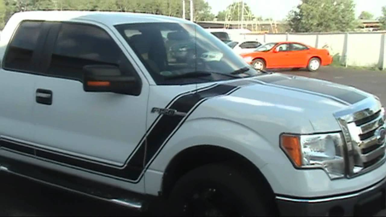 Auto Trim Design Boss Style Graphic Kit 1 For Ford F 150