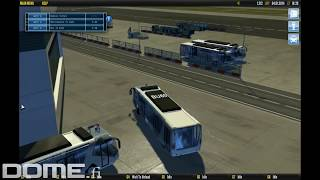 Dome: Airport Simulator 2014 gameplay 1 (PC)