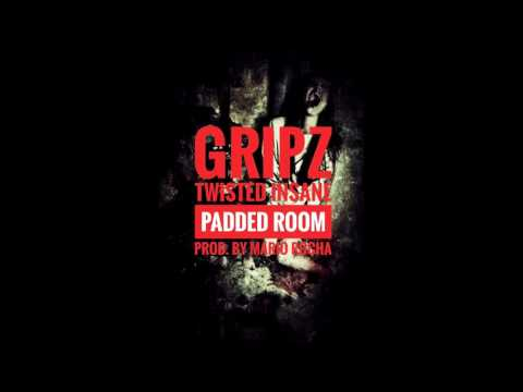 Twisted Insane & Gripz-Padded Room (2017) Prod.Mário Rocha