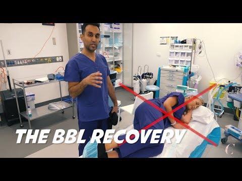 The Brazilian Butt Lift Recovery