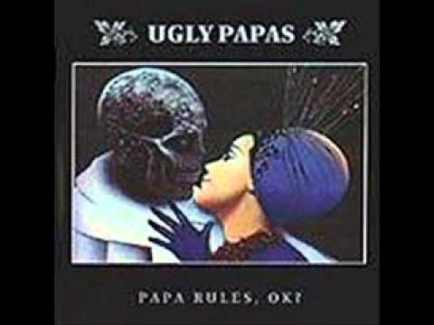 Ugly Papas - Papa Rules,Ok - The Satellites Are Spinning - 12 - 1992