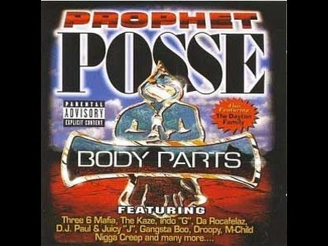 Prophet Posse - Body Parts (FULL ALBUM)