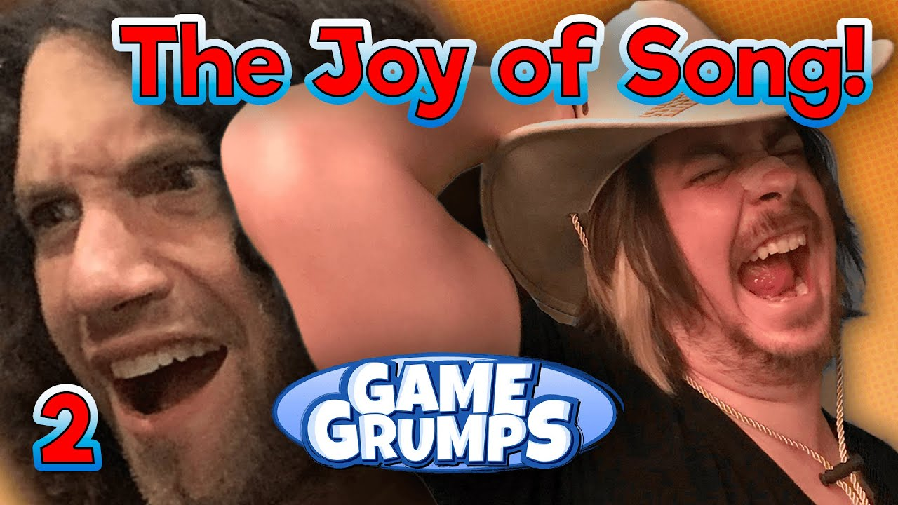 The Joy of Song! Vol. 2 – Game Grumps Compilations