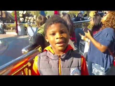 Martin Luther King Jr Educational Center/FDyC (Disneyland Trip)