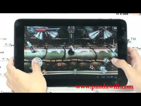 EKEN T10 Android 4.0.3 A10 CPU Mali 400 GPU Android Market Installed HDMI Tablet Review
