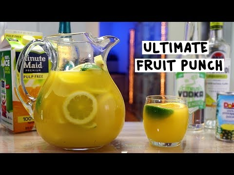 Ultimate Fruit Punch