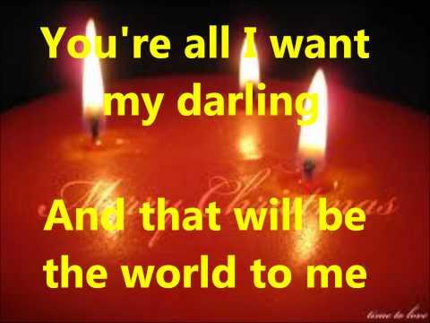 You're All I Want For Christmas ... Caro Emerald & Brook Benton