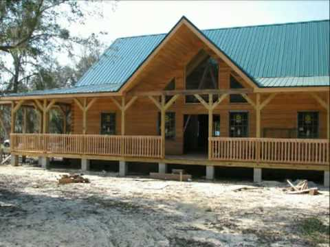Log Cabin Homes In Florida Dago Update
