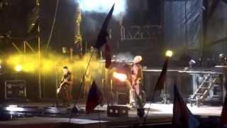 Rammstein Рок над Волгой 2013 полная версия Rammstein Rock On The Volga 2013 Full Version