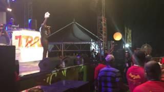 Maitre GIMS en concert au Lamentin - Martinique 2016