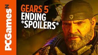 Gears 5 ending | SPOILERS