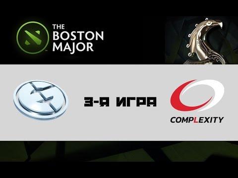 EG vs compLexity #3 (bo3) LB | Boston Major, 05.12.16