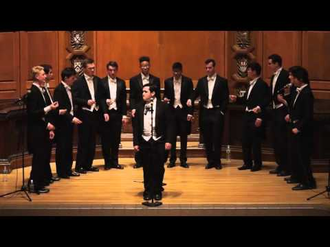 House of the Rising Sun - The Yale Whiffenpoofs of 2016