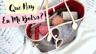 Linda Belinda | Que Hay En Mi Bolsa? Louis Vuitton Neverfull MM