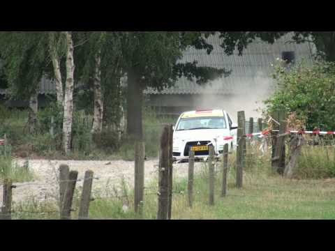 Exotic Green Rally 2010 HD - Hanegraaf - Mitsubishi Colt CZT