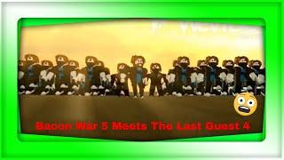 Bacon War 5 A SAD ROBLOX Movie part 5 finale