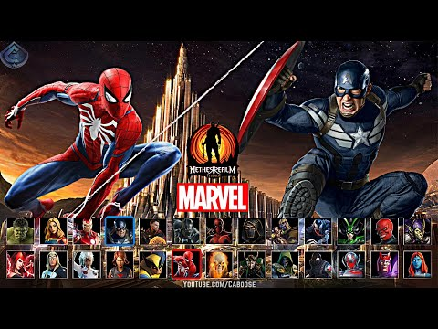 Marvel Fighting Game Being Developed by NetherRealm Studios?!