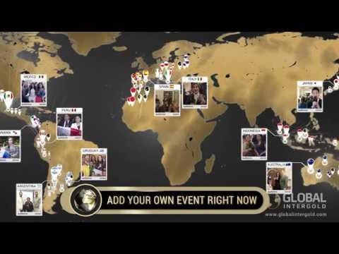 Global Events  create and attend business events to earn money!