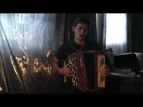 С.Трофимов - Аты-Баты (кавер на баяне)