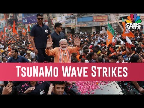 CNBC Awaaz Live TV | Overwhelming Victory For Narendra Modi, Family Dynasties Fall | Full Coverage