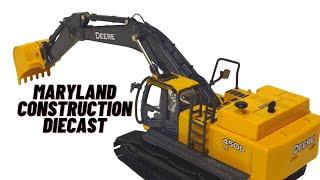 1:50 Ertl John Deere 450D LC Excavator Trackhoe