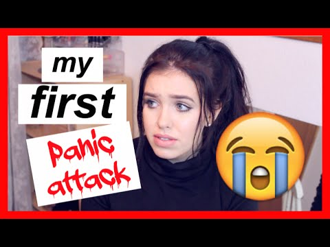 STORYTIME  MY FIRST PANIC ATTACK