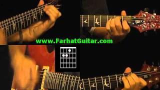 Satisfaction - Rolling Stone Guitar Cover Part 3 www.Farhatguitar.com