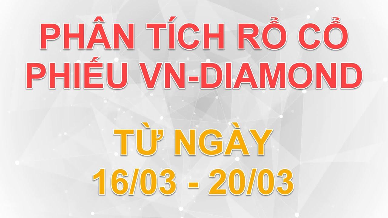 Phân tích các mã cổ phiếu VN-Diamond từ ngày 16/03 đến 20/03 | Lương Tuấn