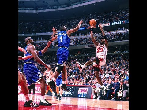 Michael Jordan v Penny Hardaway 1997-11