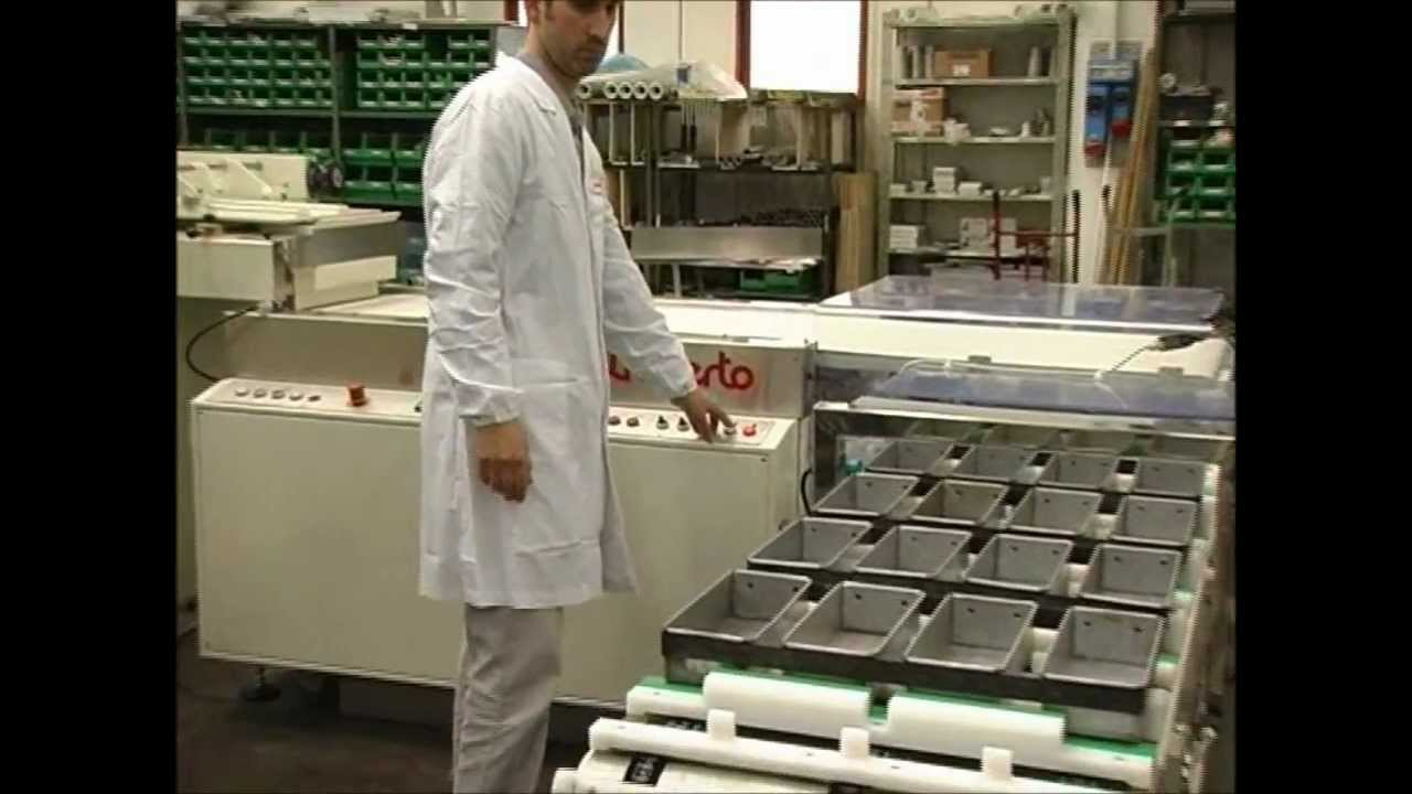 Automatic Sliced Bread Line Automated Bakery Equipment